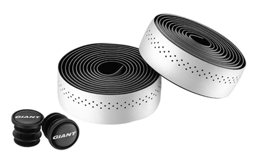 Giant Contact SLR Handlbar Tape - White & Black