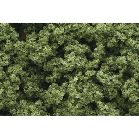 Woodland Scenics FC182 Bag of Clump Foliage - Light Green