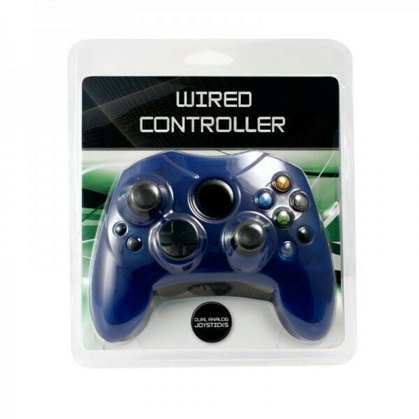 Hyperkin Wired Controller - for Xbox, Blue