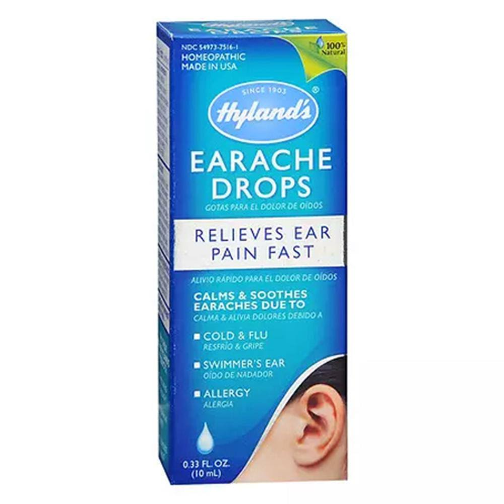 Hyland's Homeopathic Earache Drops - 10ml