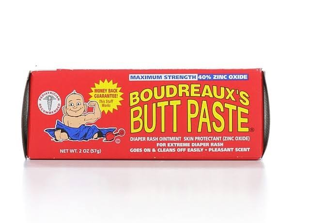 Boudreaux's Butt Paste Nappy Rash Ointment - 410ml