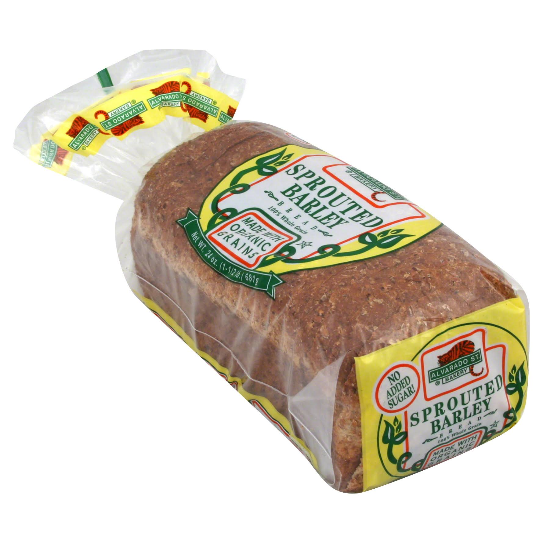 Alvarado St. Bakery Sprouted Barley Bread - 24oz