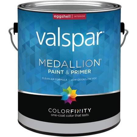 Valspar Interior Eggshell Latex Paint - Pastel Base, 1 Gallon