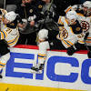 Marchand scores in OT, Bruins beat Capitals to even series