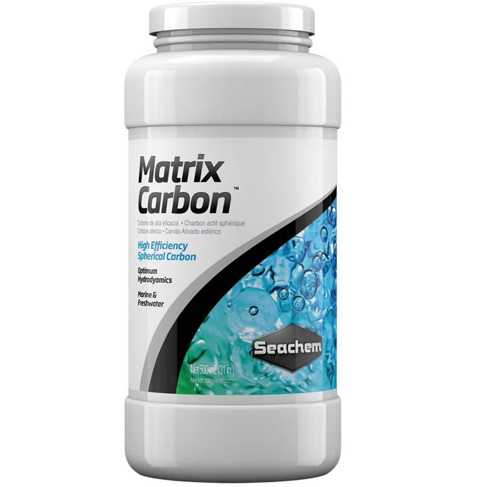 Seachem Laboratories Matrix Carbon - 500ml