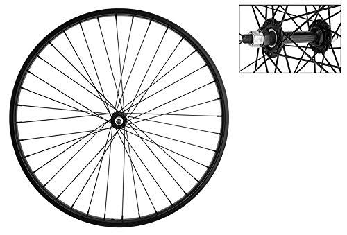 Wheel Master Front Bicycle , 36h, Steel, Bolt On - Black