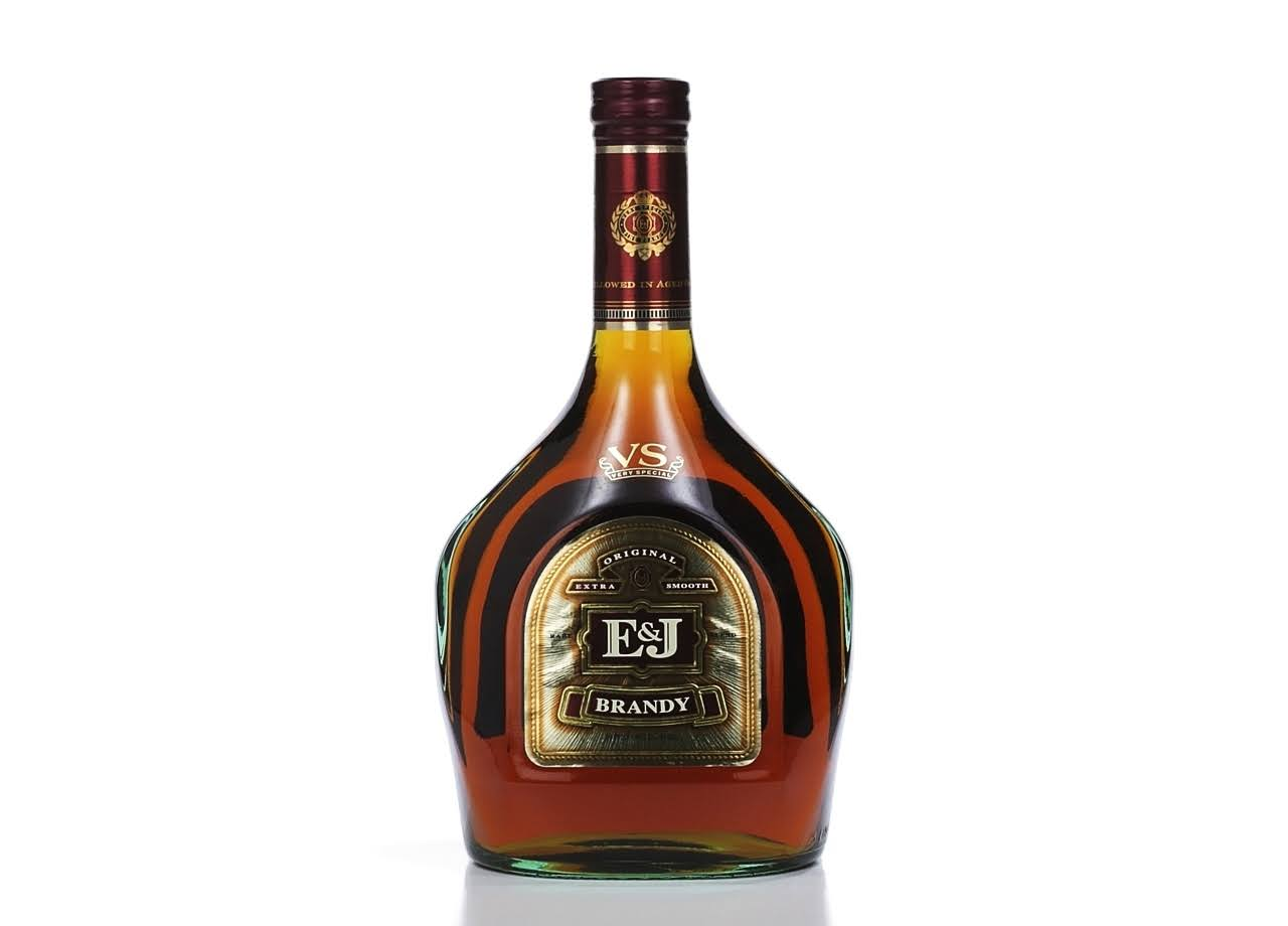 E & J VS Very Special Brandy, Original - 1.75 l