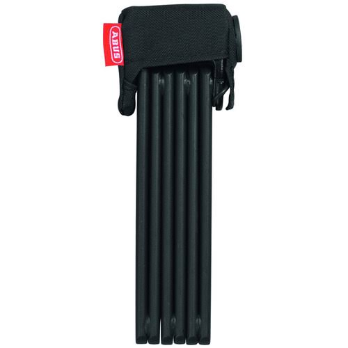 Abus Bordo 6000 Ecolution Foldable Lock - Black, 90cm