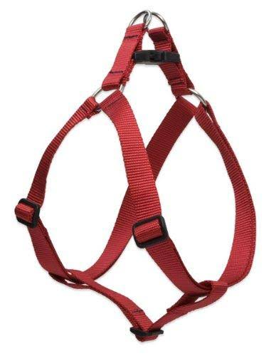 Lupine Step-In Harness for Larger Dogs - Red