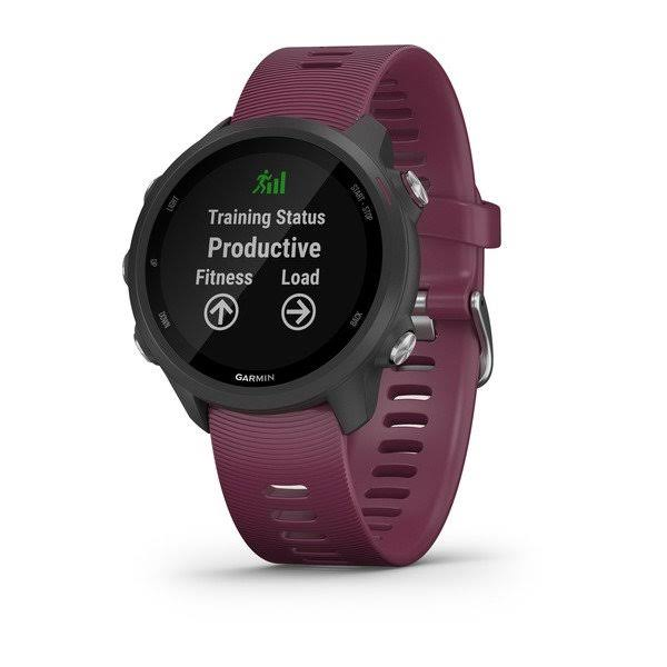 Garmin Forerunner 245 - Smart Watch - Berry