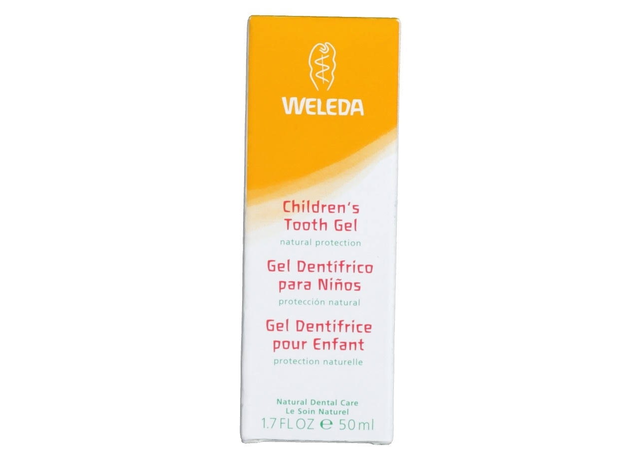Weleda Gel Toothpaste for Kids - 50ml