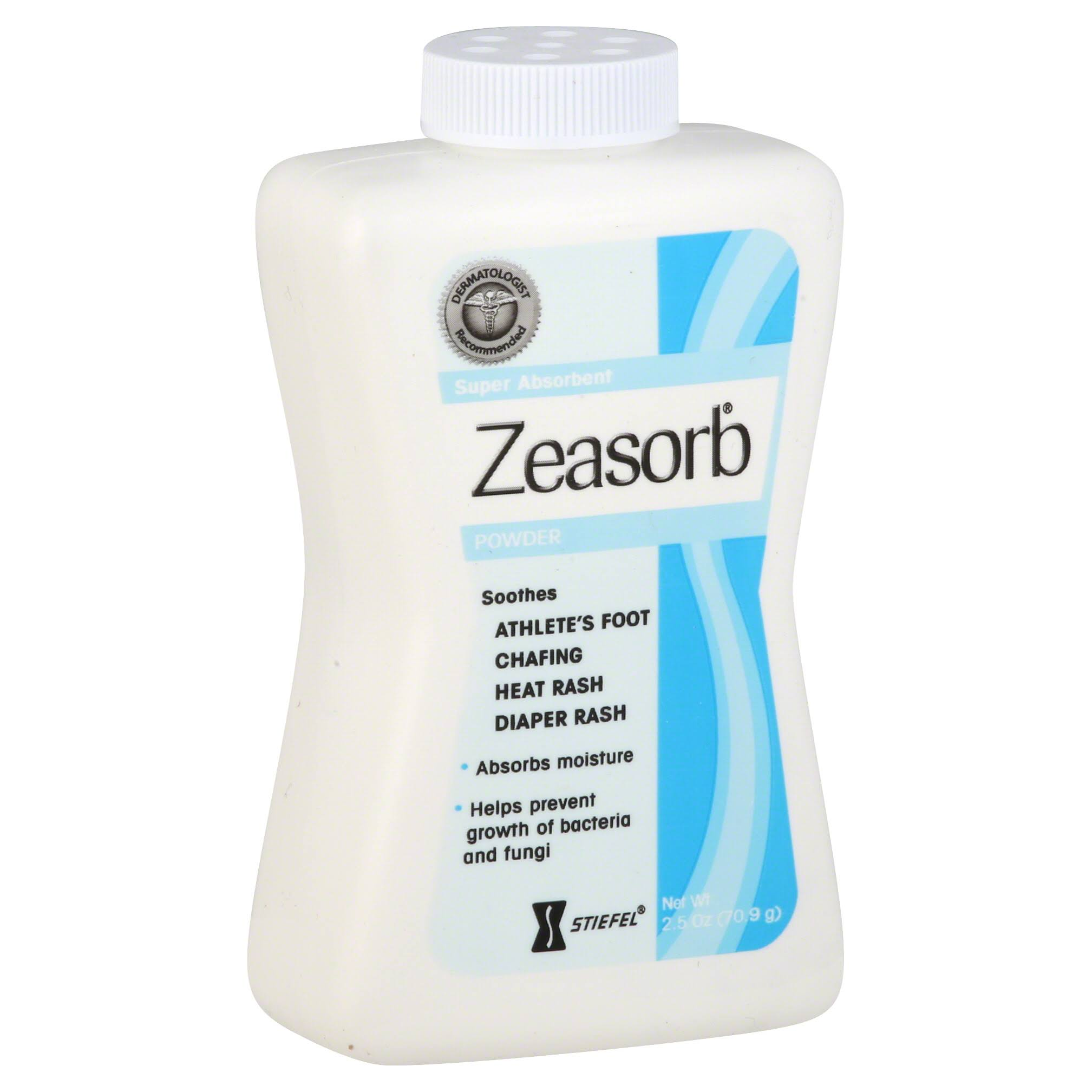 Stiefel Laboratories Zeasorb Super Absorbent Powder - 71g
