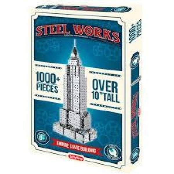 Schylling - Empire State Building Steel Works