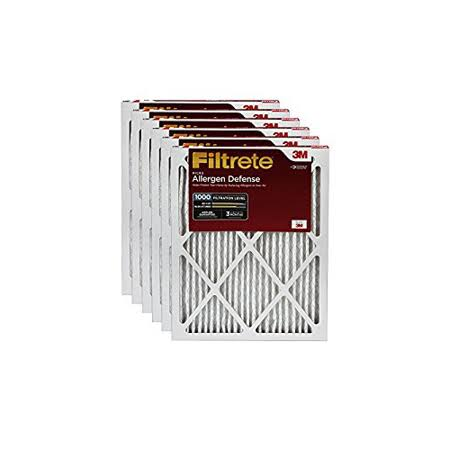 "3M Filtrete Micro Allergen Reduction Air Filter - 12"" x 20"" x 1"""