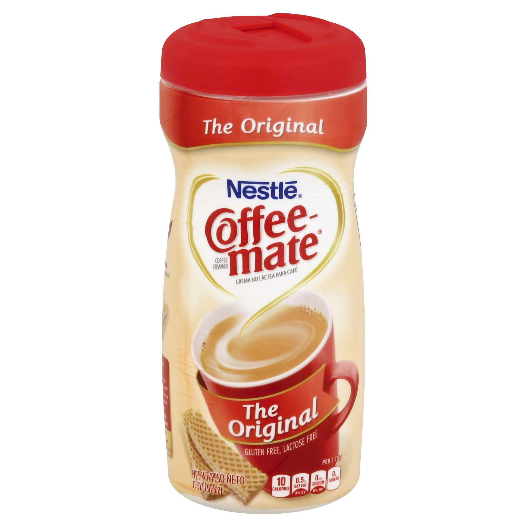 Nestle Coffee-mate Coffee Creamer - Original, 11oz Jar