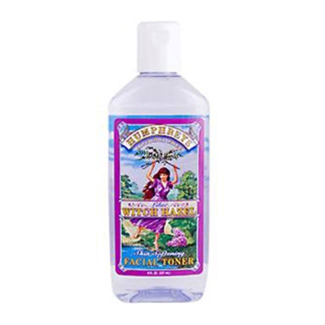 Humphreys Witch Skin Softening Facial Toner - Hazel & Lilac, 8Oz