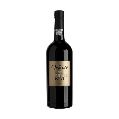Quevedo 10 Year Old Tawny Port Wine - 750ml