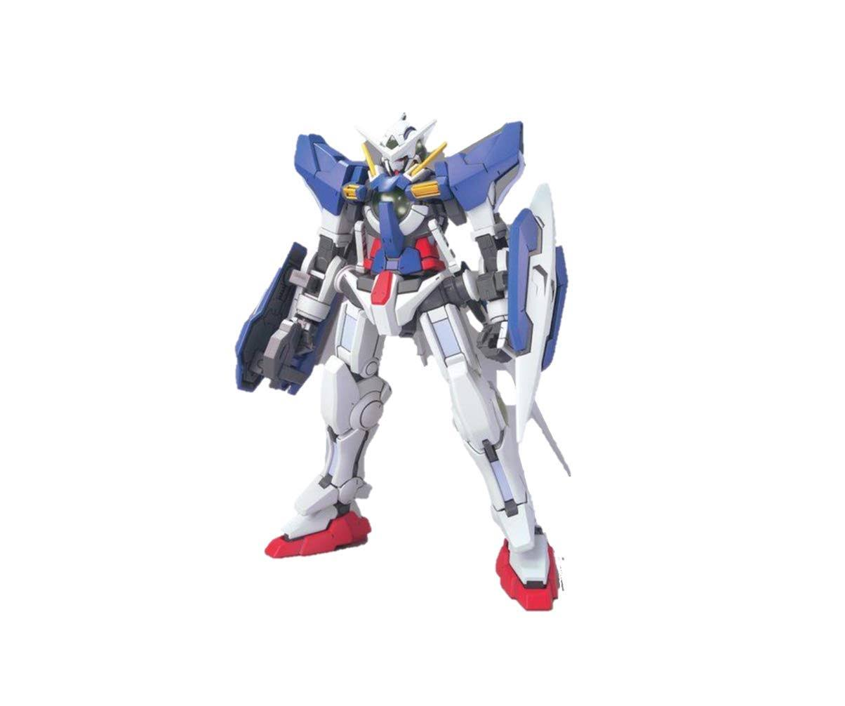 Bandai HG OO 01 Gundam Exia Model Kit - 1:144 Scale