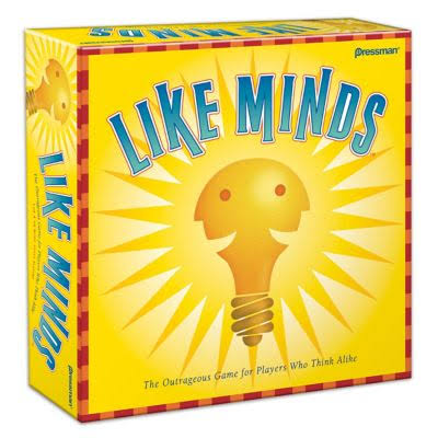 Like Minds Board Game