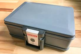 Fire Safe File Cabinet by The Best Fireproof Document Safe The Sweethome