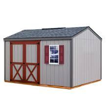 Storage Sheds Jacksonville Fl by Loft Wood Sheds Sheds The Home Depot