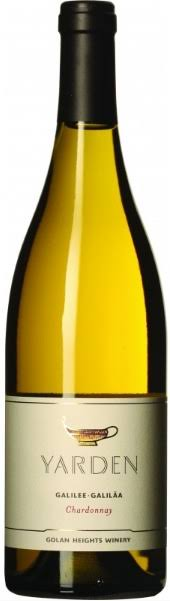 Yarden Kosher Chardonnay, Israel (Vintage Varies) - 750 ml bottle