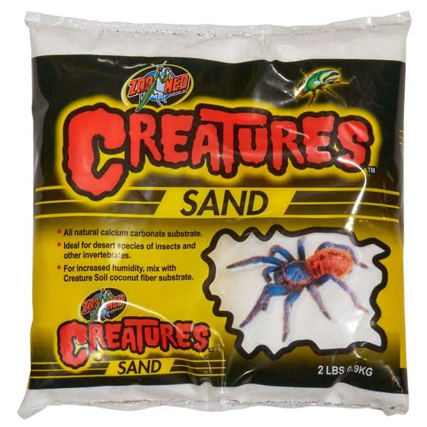Zoo Med Creatures Sand 2 lbs