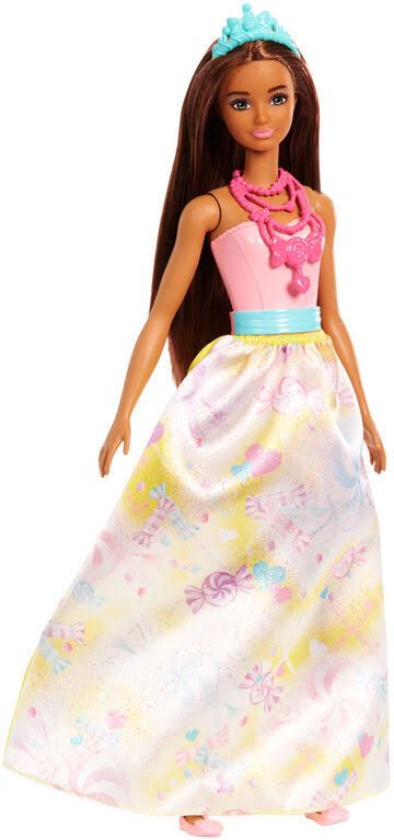 Mattel Barbie Dreamtopia Sweetopia Princess Latina Doll Toy