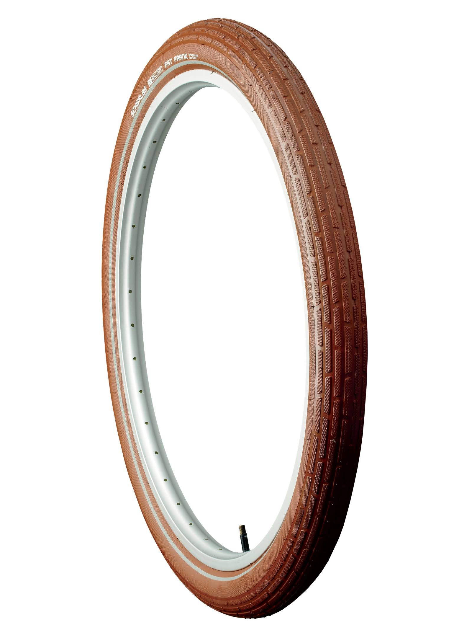 Schwalbe 552856 Fat Frank Cruiser Tire - Brown