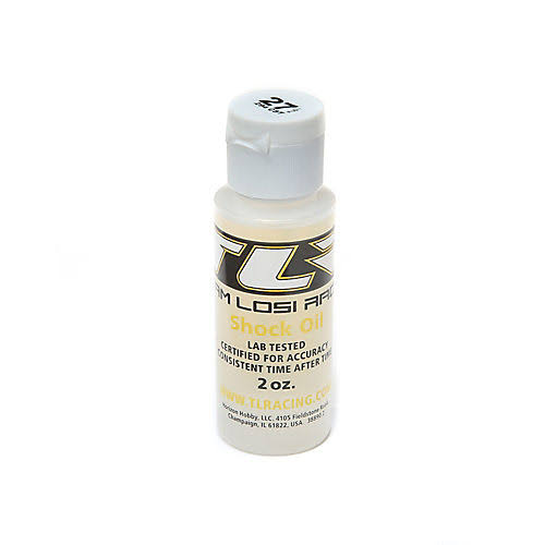 Team Losi Racing TLR74005 Silicone Shock Oil - 2oz