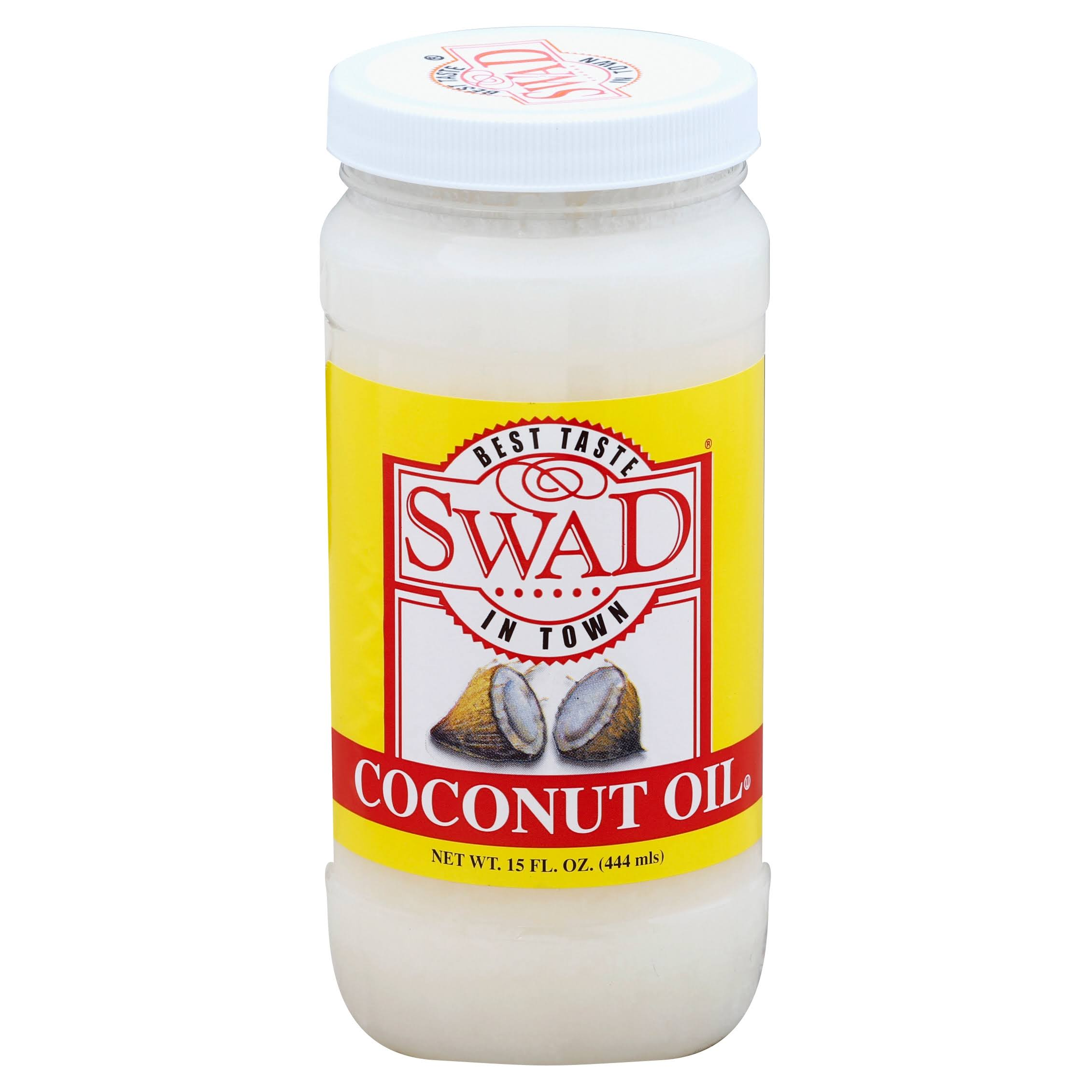 Swad Coconut Oil - 15oz