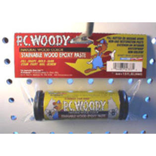 PC Products PC-Woody Two-Part Wood Repair Epoxy Paste - 1.5oz