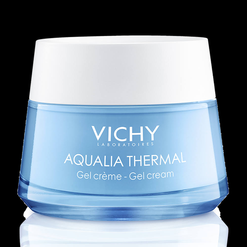 Vichy Water Gel, Rehydrating, Aqualia Thermal - 50 ml