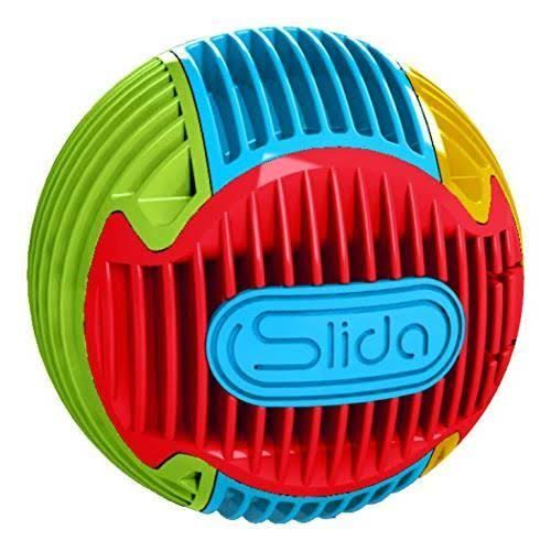 Slida 3D Puzzle Ball - Award-Winning Brain Teaser Challenge for Kids and Adults (Jelly Color)