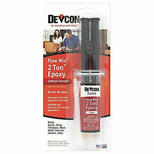 Devcon 2 Ton Epoxy - High Strength, 25ml