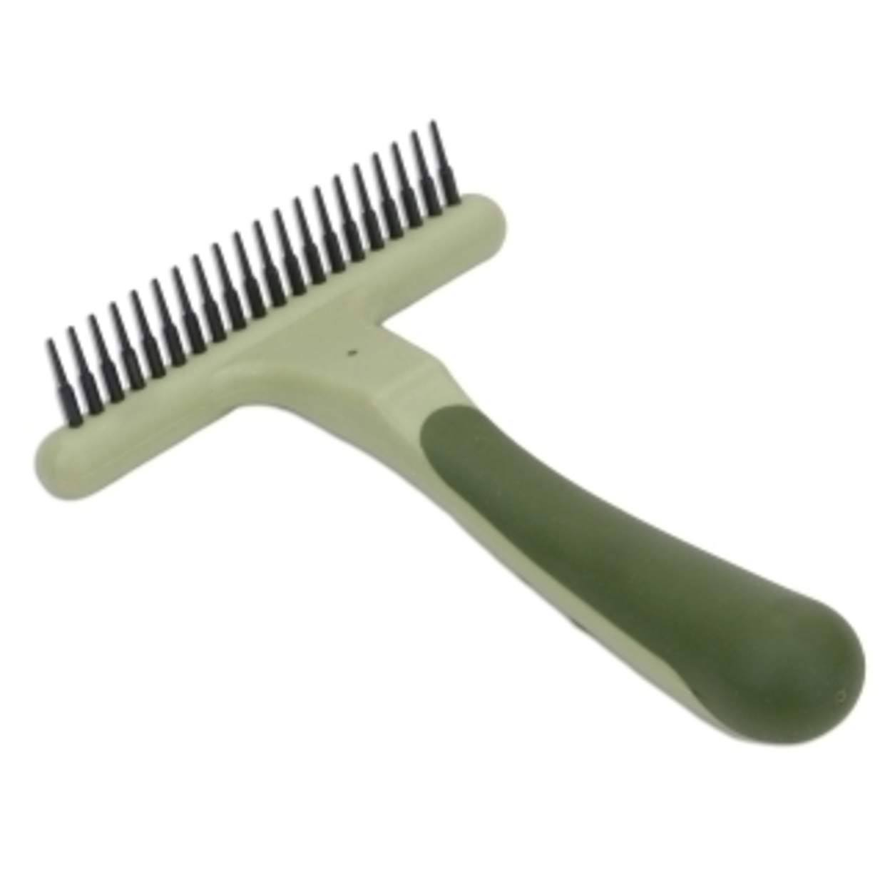 Coastal Pet Products Safari Undercoat Dog Rake - Long Tooth