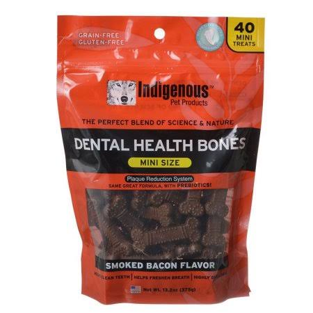 Indigenous Dental Health Bones - Smoked Bacon Flavor