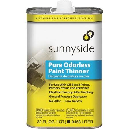 Sunnyside Odorless Paint Thinner - .94l