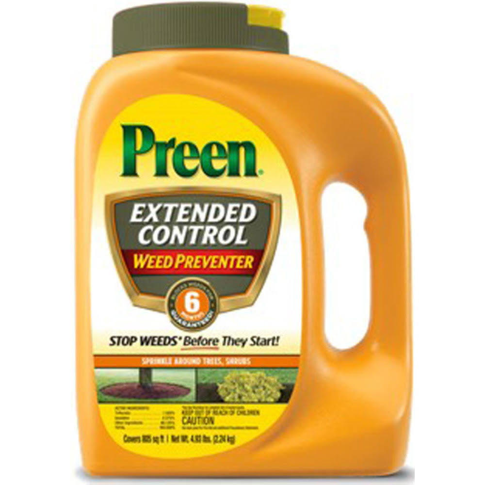 Preen Extended Control Weed Preventer
