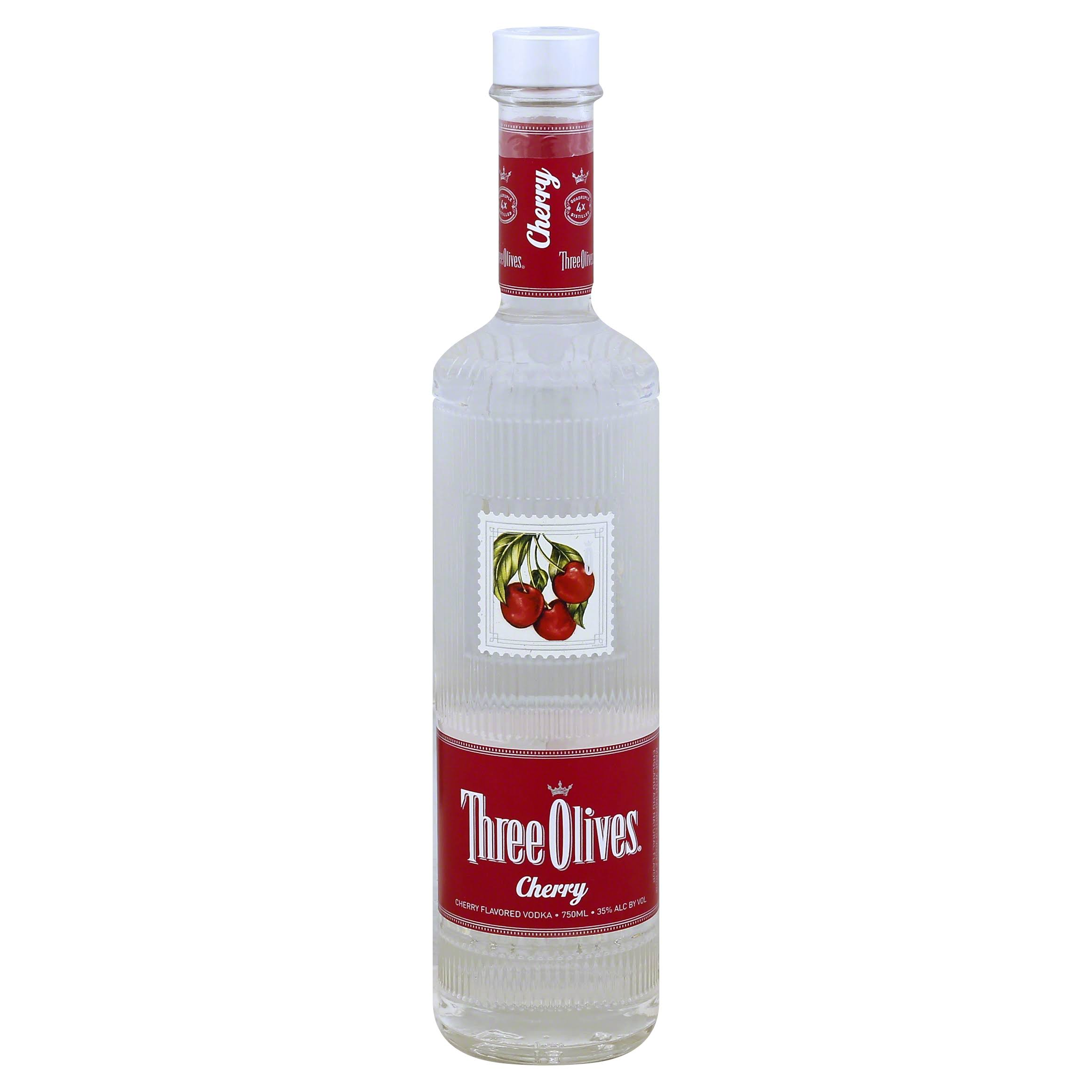 Three Olives Vodka - Cherry Vodka