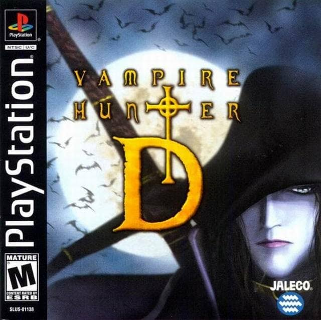 Vampire Hunter D - Playstation