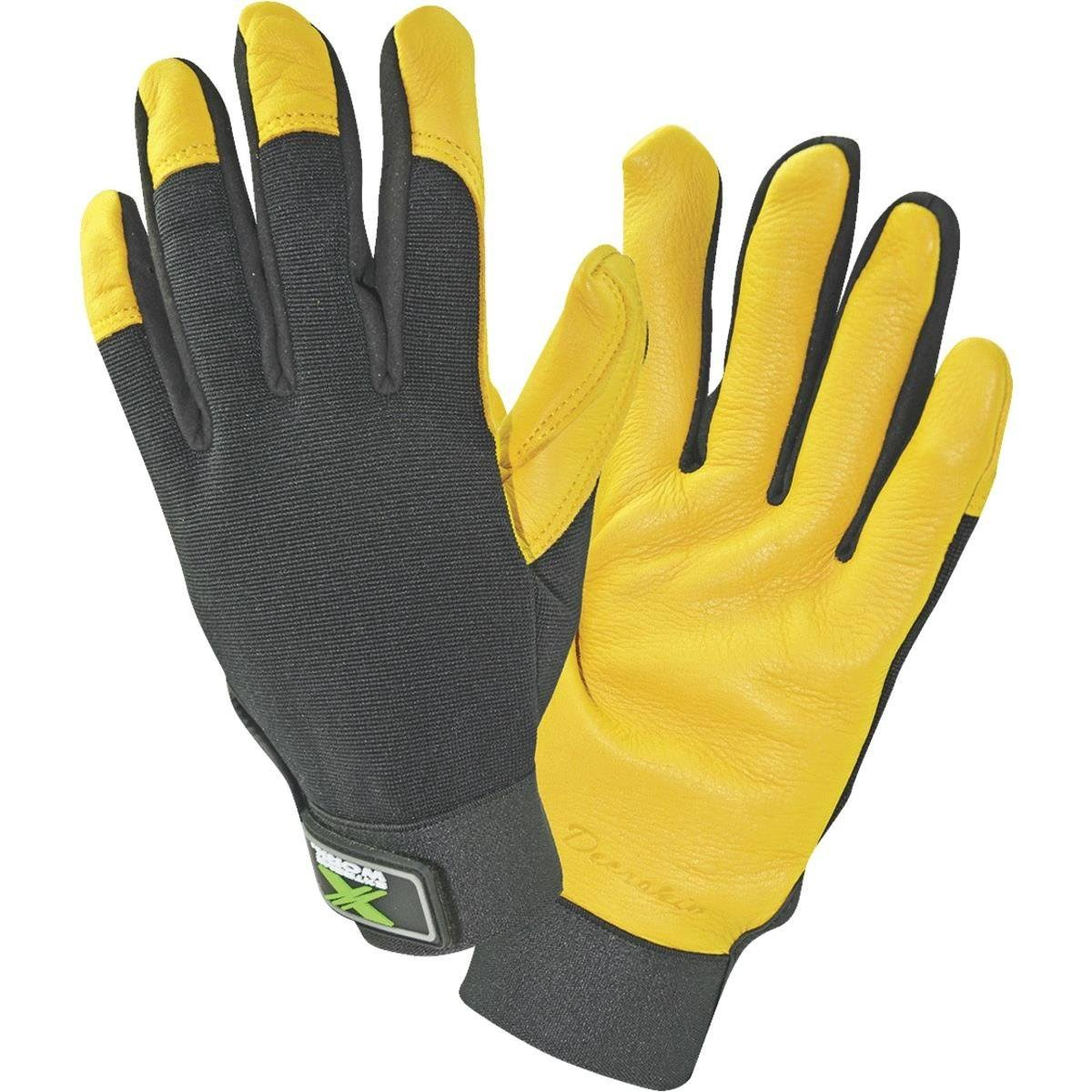 West Chester Protective Gear Extreme Work Leather Work Glove 86405-XL