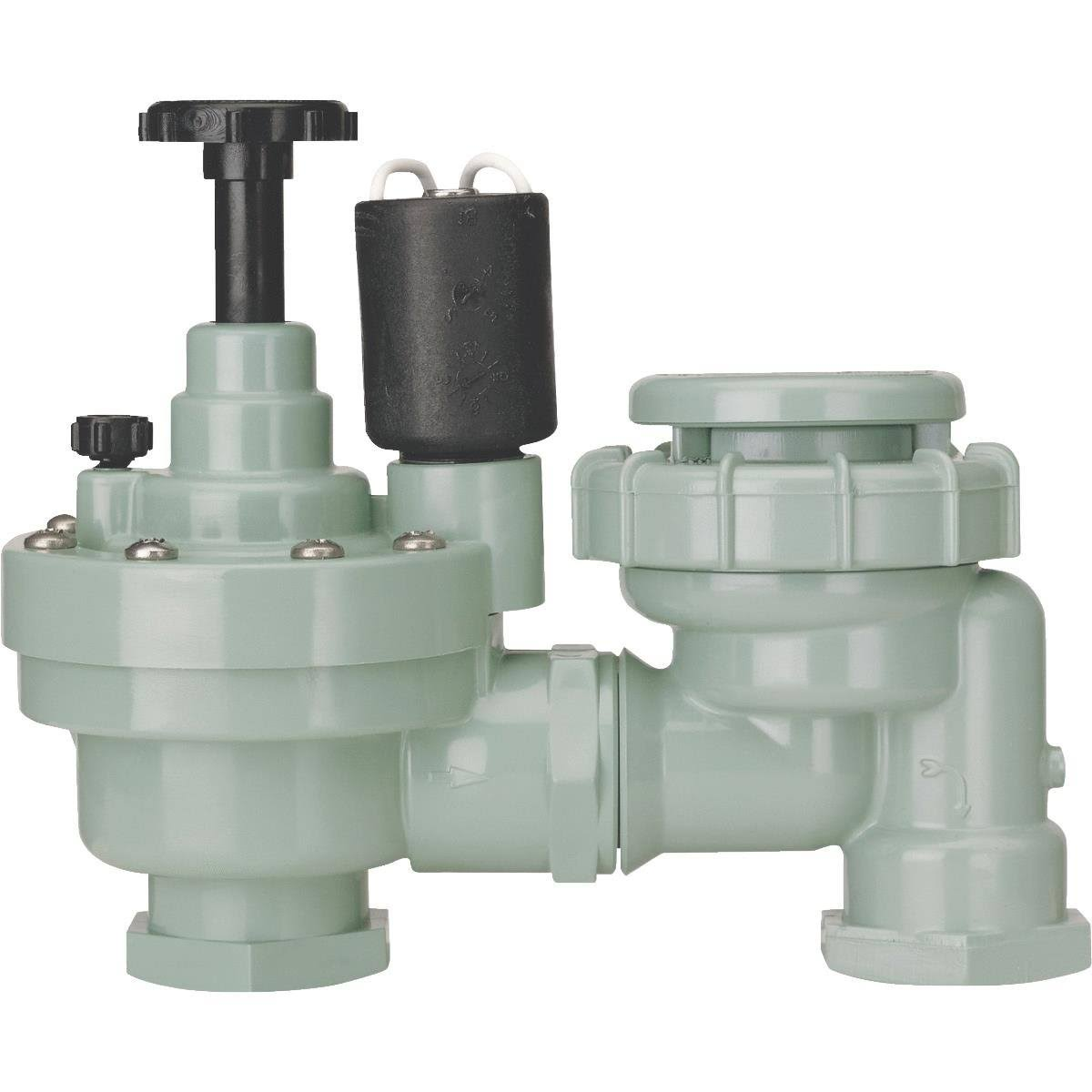 RJ Anti-Siphon Valve with Flow Control