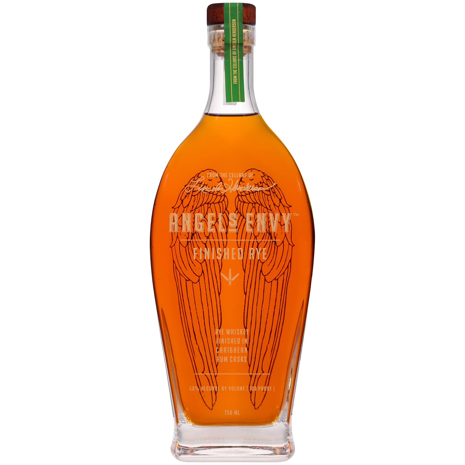 Angels Envy Rye Whiskey - 750 ml bottle