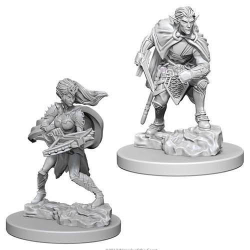 WizKids Dungeons and Dragons Unpainted Minis - Nolzur's Marvelous
