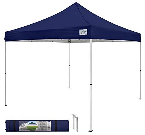 Caravan Global Sports M Series 2 Pro Instant Canopy Kit - 3m x 3m, Navy Blue