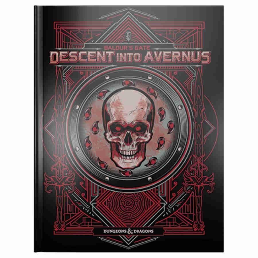 Dungeons & Dragons Baldur's Gate: Descent Into Avernus Alternate Cover