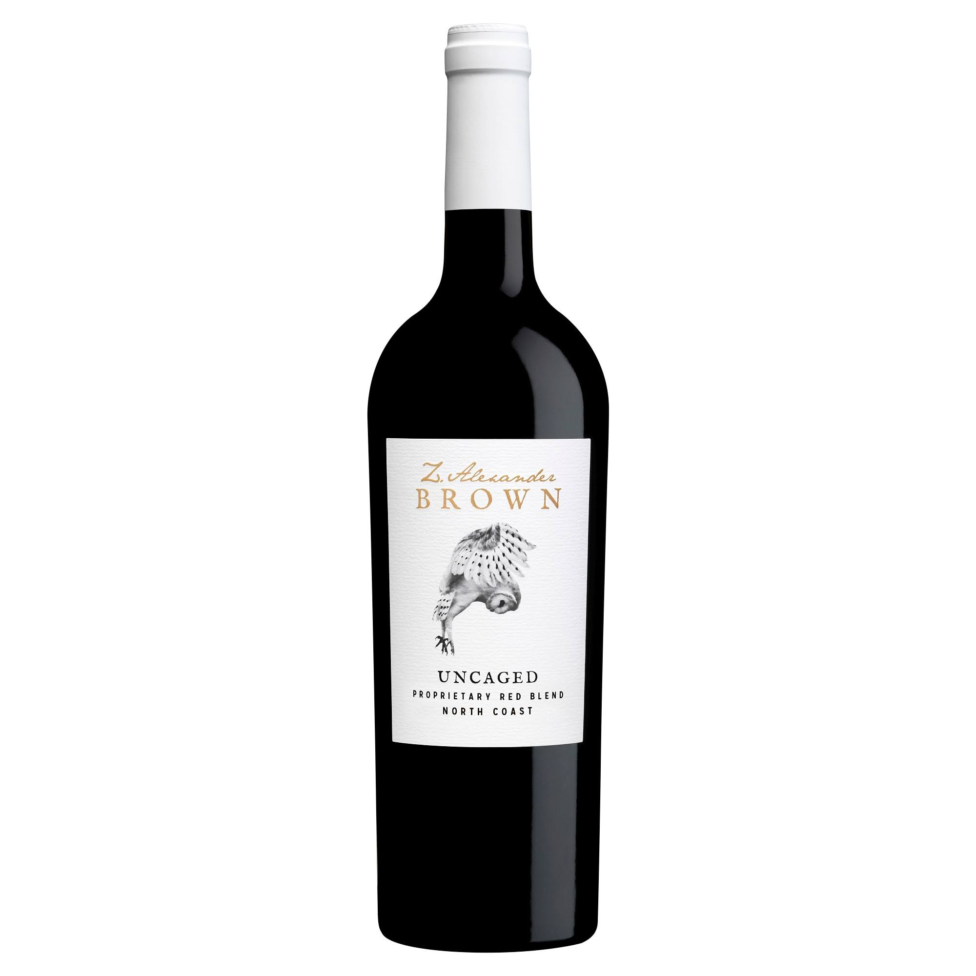 Z Alexander Brown Red Blend Wine - 750ml