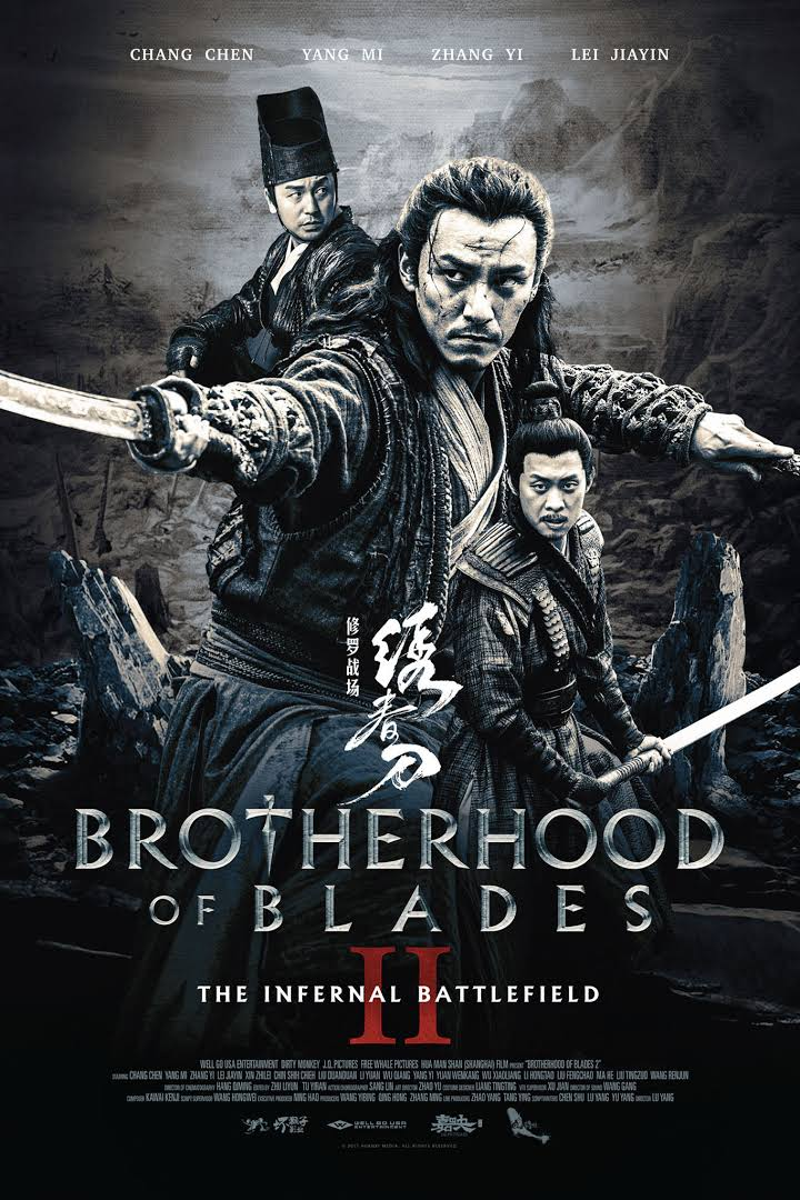 Brotherhood of Blades II: The Infernal Battlefield-Brotherhood of Blades II: The Infernal Battlefield