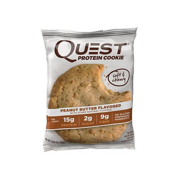 Quest Protein Cookie, Peanut Butter - 2.04 oz